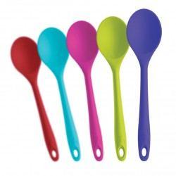 cuchara tradicional de silicona