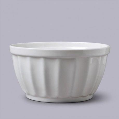 Ramequin / Molde Souffle de Porcelana 19 cm. 1.2 L.