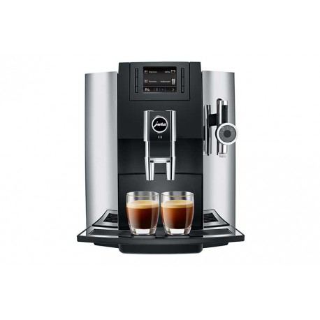 Cafetera Jura E8 Chrome