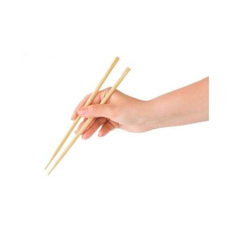 Palillos Bambú