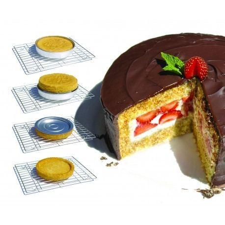 Molde para Victoria Surprise Cake