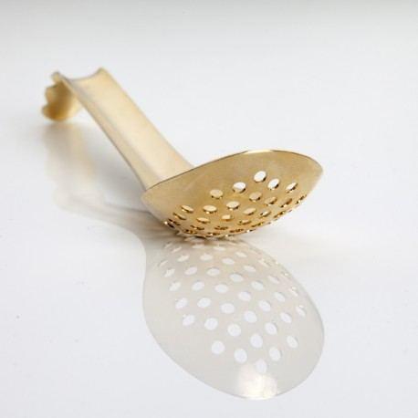 Cuchara de esferificaciones Lotus ORO