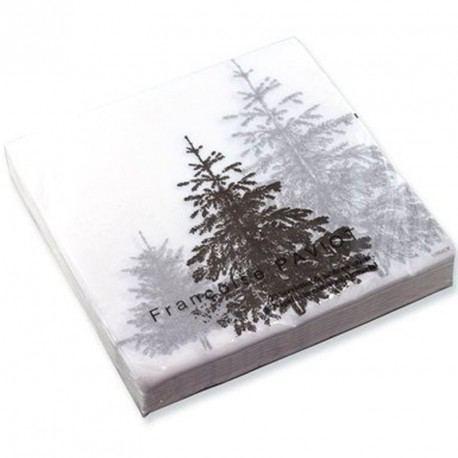 Servilletas de Navidad Diseño Pinos