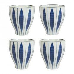 Vasos Japan Blue