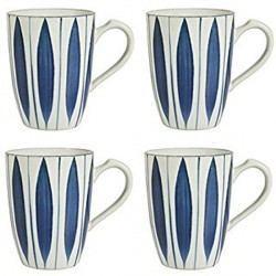 Tazas de Porcelana Japan Blue