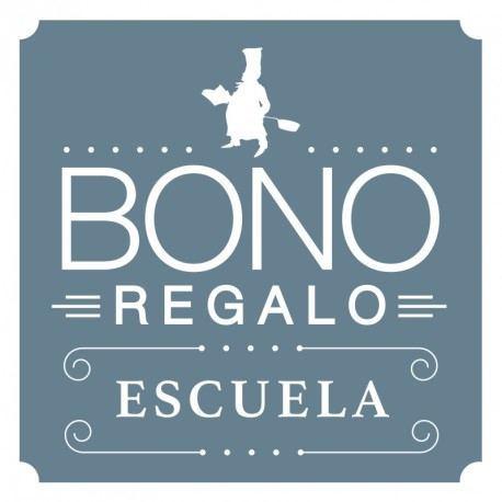 Bono Regalo Escuela de Cocina Alambique