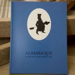 Libro de Recetas de Alambique 1978-1988