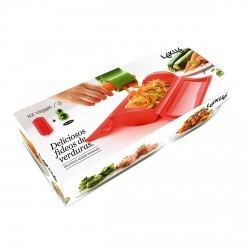Kit Veggie Estuche de Vapor