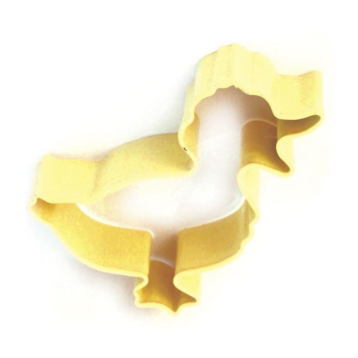 Cortador Pato Amarillo / Molde de Galleta en forma de pato