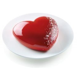 Molde Silicona Corazón Silikomart