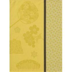 Paño de Cocina de Algodón Kimono Jengibre