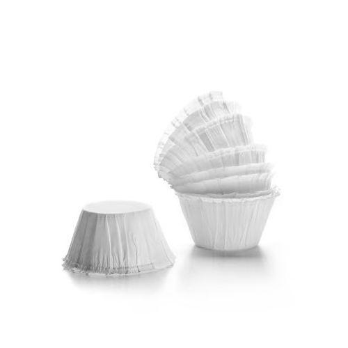 Cápsulas de Papel para Cupcakes, Muffins o Magdalenas 7.5cm 50uds