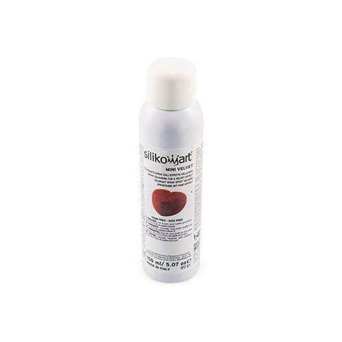Spray Alimentario Efecto Terciopelo Rojo