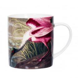 Mug o Taza con Ave Rosa