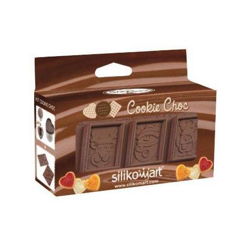 Juego de Galletas Chocolate Cookie Choc