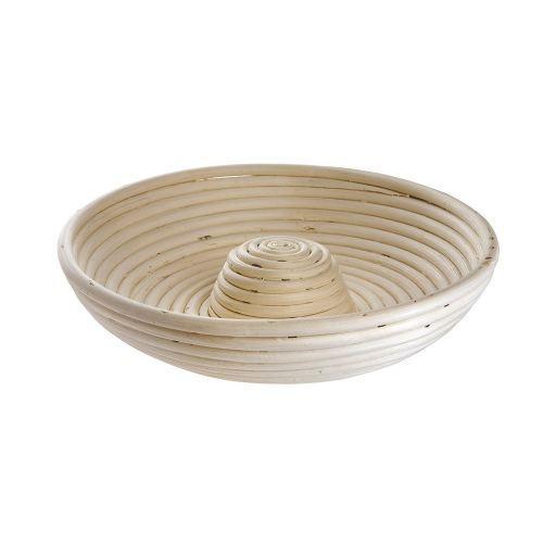Banneton de Caña Natural con forma de Corona  28cm / 1 kg