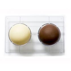 Molde para Esfera de Chocolate