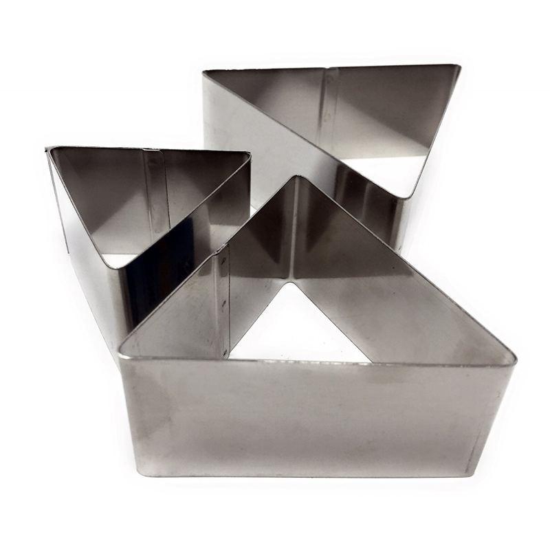 Aro de Emplatar Triangular