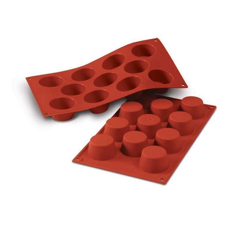 Molde de Silicona para Minimuffins - 11 Cavidades