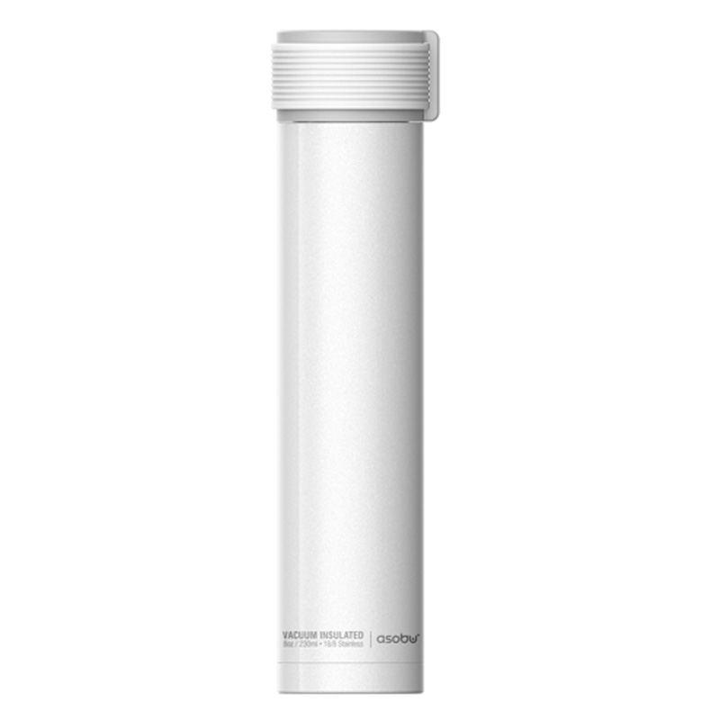 Termo Compacto 230 ml - Blanco