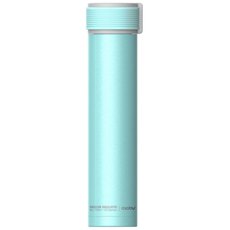 Termo Compacto 230 ml - Turquesa
