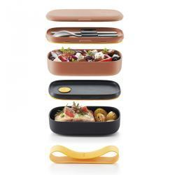 Tupper - Lunch Box to Go Coral