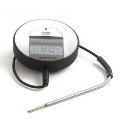 Termómetro de cocina digital, con sonda y bluetooth