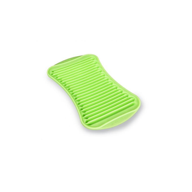 Smart Clips Fácil Ganchos de aspecto cromo extraíble sin daño adhesivo de doble cara x3