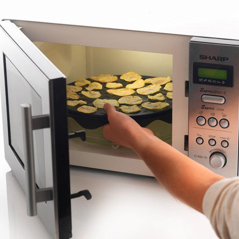 kit de chips para microondas