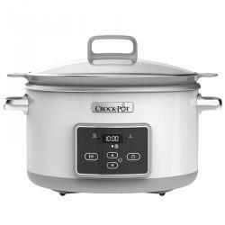 Crock Pot Olla de Cocción Lenta 5 litros