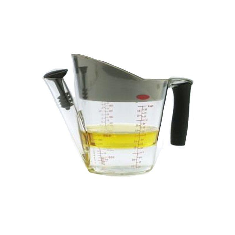 Separador de Grasa, Desgrasador o Jarra Desgrasadora Oxo - 1 litro