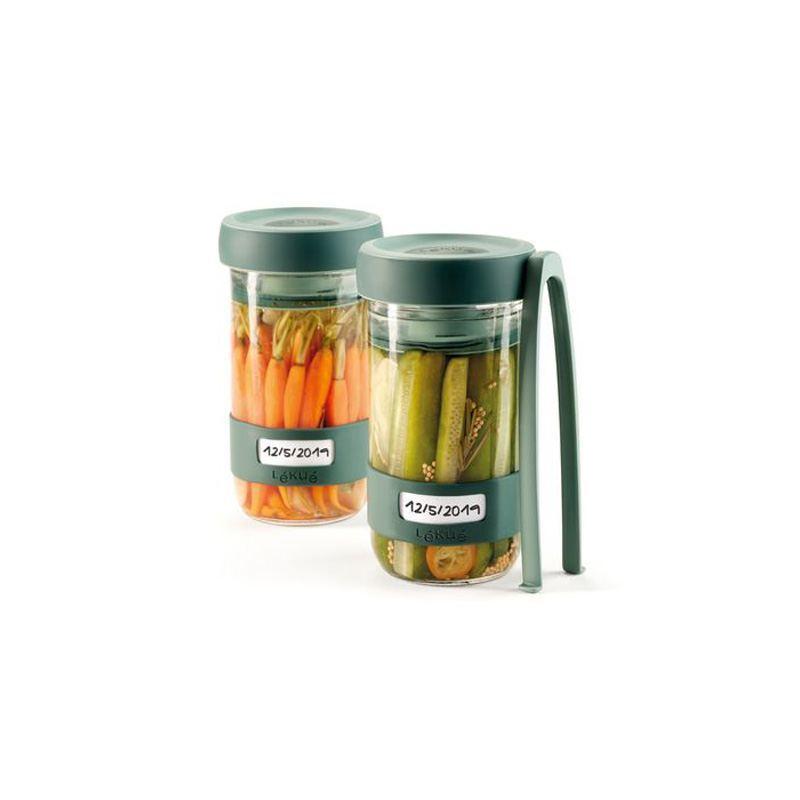 Kit pickles de Lekue para encurtidos