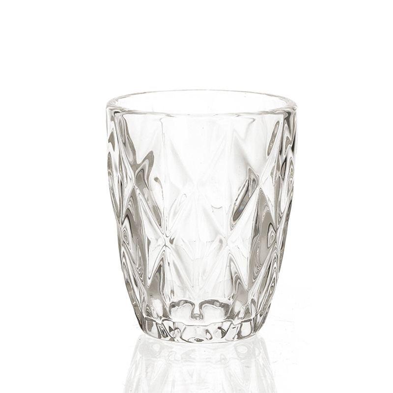 Vaso de Cristal Transparente