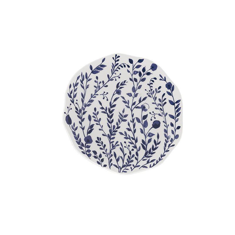 Plato Porcelana Llano - 20 cm