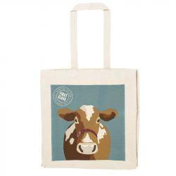 Bolsa de Tela Vaca
