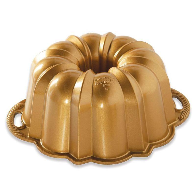 Molde de Bizcocho Bundt Aniversario Nordic Ware Golden