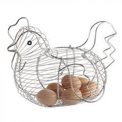 Cesta para Huevos Gallina