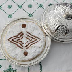 Curso de cocina de las fiestas de Halima