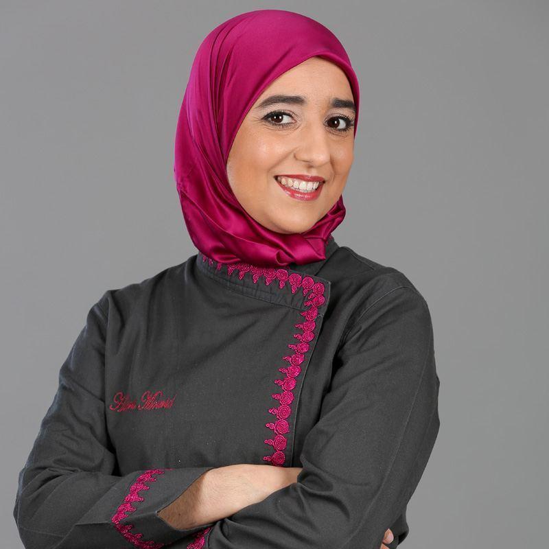 """Halima Mourid """"Ganadora Masterchef© Marruecos"""""""