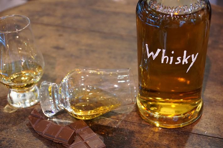 Copa o vaso Glencairn para whisky