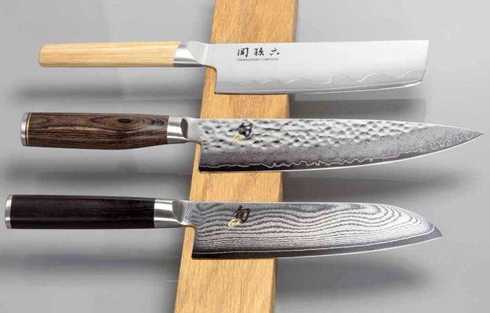 Cuchillos de cocina c mo elegir el adecuado for Cuchillos japoneses tipos