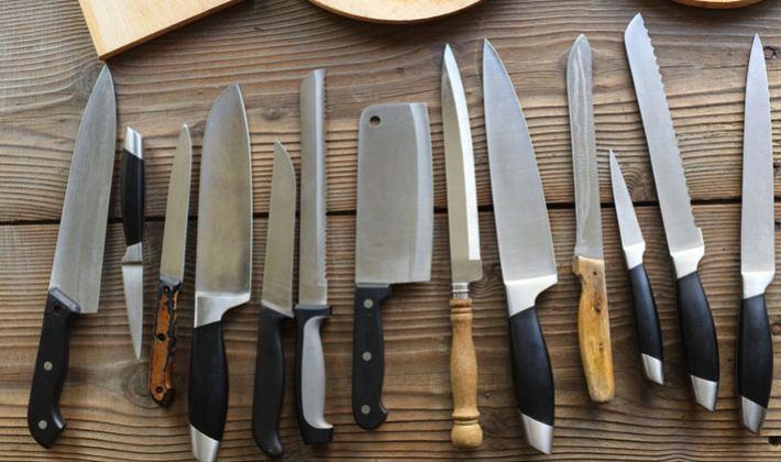 Cuchillos de cocina c mo elegir el adecuado - Cuchillos para decorar fruta ...